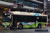 (2018.1) 京都バス・145 - バスを求めて…