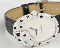 カルティエBaignoireシリーズのチーターの腕時計 - www.papa2018.comスーパーコピーブランド専売店