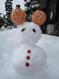~~カメムシと雪の因果関係~~ - 拝啓 よねこさま