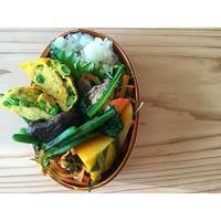 どんこ含め煮BENTO - Feeling Cuisine.com