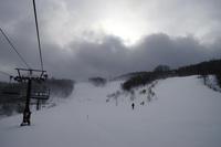 ブ〜リザ〜ド♪ブリザ〜ド♪♪ @白樺国際スキー場 - いちにち