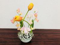 アプリコットカラー☆ - Flower Days ~yucco*のフラワーレッスン&プリザーブドフラワー~