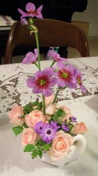 春を贈る 花を贈る - Flower ID. DESIGN