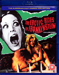 「怪人フランケンシュタイン VS. 骸骨ドクロ集団」La Maldicion de Frankenstein (1972) - なかざわひでゆき の毎日が映画三昧