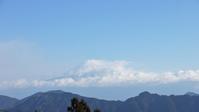 極寒強風に耐えても富士山見えず - バイク玉手箱