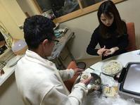 おうちde手作り餃子~♪これが冬将軍の原因やったりして~^m^ - 榎建設 生活楽しみ隊 『嫁さんのブログ』