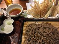 蕎麦屋でお昼に日本酒を飲もうとしたら - おしゃれを巡る冒険