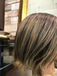 カラーで遊ぶ - 空便り 髪にやさしいヘアサロン 髪にやさしいヘアカラー くせ毛を愛せる唯一のサロン