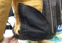 お持ち込み革ジャン裏地貼り換え - オーダージーンズ、レザージャケットのLDFS