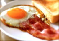 Bacon & Egg【Gut & Steel Item #07】 - 母骨工房 ~K's Experimental factory~