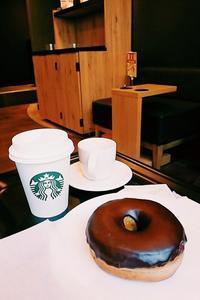 Starbuck Coffee Jiyugaoka - Good Morning, Gorgeous.
