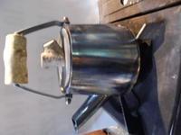 鉄瓶 - 金属造形工房のお仕事