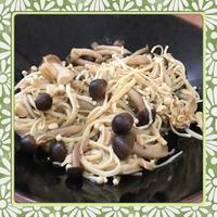 きのこのめんつゆバター炒め - kajuの■今日のお料理・簡単レシピ■