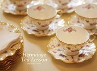 紅茶教室ベーシッククラスII Lesson 6  (Victorian Tea Party) - Cucina ACCA