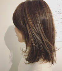 トレンドカラーと新色からー。。。 - COTTON STYLE CAFE 浦和の美容室コットンブログ