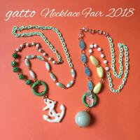 今年もお祭り開催決定! - gatto アクセサリー制作の日々