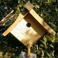 竹の巣箱~分解掃除可能な横型 - hills飛地 長距離自転車乗り(輪行含む)の日誌