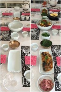 2018年2月の韓国料理 - 美味しい韓国 美味しいタイ@玄千枝クッキングサロン