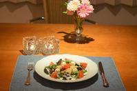 おひとりさまの夕食はワンプレート - まほろば日記