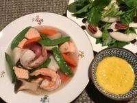 シーフードのシチュー - やせっぽちソプラノのキッチン2