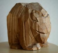 木彫り熊 - 見る聞く歩く