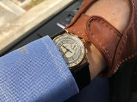 I had an another meeting today - PATEK PHILIPPE Blog by Luxurydays.