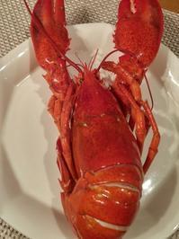 ロブスター - 料理研究家ブログ行長万里  日本全国 美味しい話