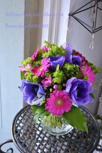 躾の良さとは、落ちない染みを作ることです。 - 花色~あなたの好きなお花屋さんになりたい~