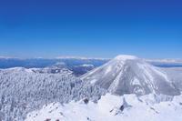 北横岳 八ヶ岳ブルーを楽しんで  2018.2.14(水) - 心のまま、足の向くまま・・・