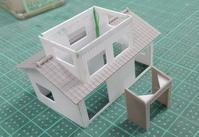 レイアウトに挑戦!(ホ)~ 33.2階建ての民家を作る(1) - 【趣味なんだってば】 趣味じゃないので辞めました。(笑)