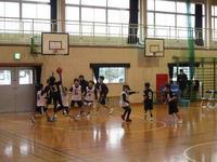 20180212_練習試合 - 日出ミニバスケットボール