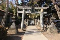 赤城山西麓の湧水(1) 木曽三社神社 (撮影日:2018/2/15) - toshiさんのお気楽ブログ
