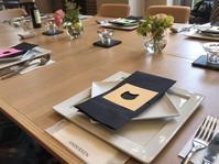 2月の石窯パンをおいしく楽しむ会 - カフェ気分なパン教室  ローズのマリ