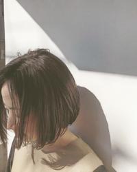 ピアスも映えます☆ - COTTON STYLE CAFE 浦和の美容室コットンブログ
