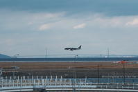 KIX - 16 - fun time (飛行機と空)