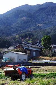 葛城市大田あたり 寸景 - ぶらり記録(写真) 奈良・大阪・・・