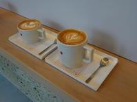 COFFEE SUPREMEさんでラテとフラットホワイト - *のんびりLife*