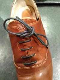 当工房イチオシ!!シューレース - ルクアイーレ イセタンメンズスタイル シューケア&リペア工房<紳士靴・婦人靴のケア&修理>