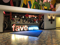 Fave hotel (ファイヴホテルカルティカプラザ)お部屋編 - ぴっから~