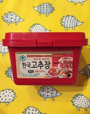 業務スーパー コチュジャン 500g 韓国産 - 業務スーパーの商品をレポートするブログ