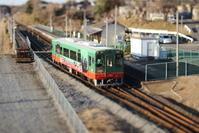 真岡鉄道 - EH500_rail-photograph