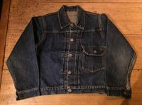 40's Levi's 506BXX denim jacket - BUTTON UP clothing
