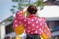 2017赤穂でえしょん祭りその12(播磨小野町きんぎょ屋その2) - ヒロパンの天空ウォーカー