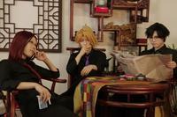 茶室サンプル - 中華スタジオ・蓮スタギャラリー