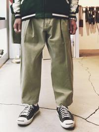 WEAPON WIDE 2TUCK UNCLE  PNT - WEEDS STAFF blog