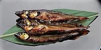 つくだ煮の小魚 - 気楽おっさんの蓼科偶感