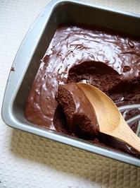 ムース・オゥ・ショコラ - Kitchen diary