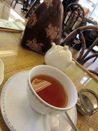 【紅茶専門店ディンブラ】インディアンサンドイッチのランチ - お散歩アルバム・・毎日がキャベツ曜日