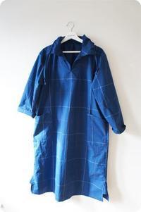 新しいワンピースが完成しました。 - 親子お揃いコーデ服omusubi-five(オムスビファイブ)