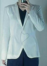 スーツジャケット13(P) - Salon de Sanuu オートクチュール(婦人服お仕立て)